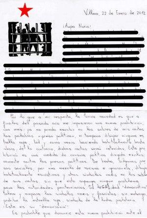 Carta D.G.B.